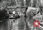 Image of Aztec Viga Canals Mexico City Mexico, 1925, second 35 stock footage video 65675023039