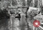 Image of Aztec Viga Canals Mexico City Mexico, 1925, second 37 stock footage video 65675023039