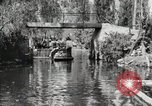 Image of Aztec Viga Canals Mexico City Mexico, 1925, second 38 stock footage video 65675023039