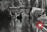Image of Aztec Viga Canals Mexico City Mexico, 1925, second 41 stock footage video 65675023039