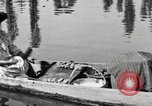 Image of Aztec Viga Canals Mexico City Mexico, 1925, second 45 stock footage video 65675023039