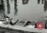 Image of Aztec Viga Canals Mexico City Mexico, 1925, second 47 stock footage video 65675023039