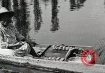 Image of Aztec Viga Canals Mexico City Mexico, 1925, second 50 stock footage video 65675023039