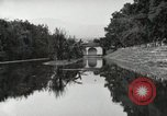 Image of Aztec Viga Canals Mexico City Mexico, 1925, second 55 stock footage video 65675023039
