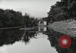 Image of Aztec Viga Canals Mexico City Mexico, 1925, second 56 stock footage video 65675023039