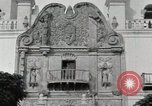 Image of Mexican Cathedrals Mexico City Mexico, 1925, second 24 stock footage video 65675023040