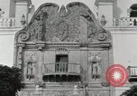 Image of Mexican Cathedrals Mexico City Mexico, 1925, second 26 stock footage video 65675023040