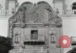 Image of Mexican Cathedrals Mexico City Mexico, 1925, second 28 stock footage video 65675023040
