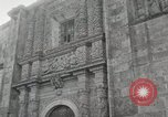 Image of Mexican Cathedrals Mexico City Mexico, 1925, second 31 stock footage video 65675023040