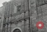 Image of Mexican Cathedrals Mexico City Mexico, 1925, second 32 stock footage video 65675023040