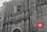 Image of Mexican Cathedrals Mexico City Mexico, 1925, second 33 stock footage video 65675023040