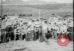 Image of Juvenile Delinquency Prevention Camp in Great Depression San Bernardino California USA, 1935, second 44 stock footage video 65675023044