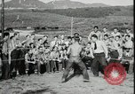 Image of Juvenile Delinquency Prevention Camp in Great Depression San Bernardino California USA, 1935, second 45 stock footage video 65675023044