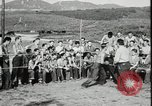 Image of Juvenile Delinquency Prevention Camp in Great Depression San Bernardino California USA, 1935, second 46 stock footage video 65675023044