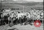Image of Juvenile Delinquency Prevention Camp in Great Depression San Bernardino California USA, 1935, second 48 stock footage video 65675023044