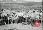 Image of Juvenile Delinquency Prevention Camp in Great Depression San Bernardino California USA, 1935, second 49 stock footage video 65675023044