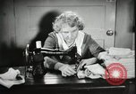 Image of Relief Administration Sewing Projects Los Angeles California USA, 1935, second 20 stock footage video 65675023046