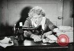 Image of Relief Administration Sewing Projects Los Angeles California USA, 1935, second 22 stock footage video 65675023046