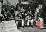 Image of Relief Administration Music Project Los Angeles California USA, 1935, second 20 stock footage video 65675023050