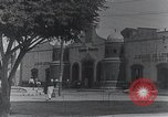 Image of Guadalupe Mexico town square Guadalupe Mexico, 1920, second 29 stock footage video 65675023054