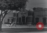Image of Guadalupe Mexico town square Guadalupe Mexico, 1920, second 34 stock footage video 65675023054