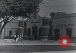 Image of Guadalupe Mexico town square Guadalupe Mexico, 1920, second 35 stock footage video 65675023054