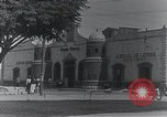 Image of Guadalupe Mexico town square Guadalupe Mexico, 1920, second 36 stock footage video 65675023054