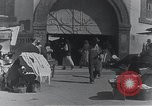 Image of Guadalupe Mexico town square Guadalupe Mexico, 1920, second 55 stock footage video 65675023054