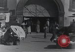Image of Guadalupe Mexico town square Guadalupe Mexico, 1920, second 56 stock footage video 65675023054