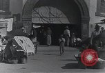 Image of Guadalupe Mexico town square Guadalupe Mexico, 1920, second 57 stock footage video 65675023054