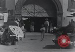 Image of Guadalupe Mexico town square Guadalupe Mexico, 1920, second 58 stock footage video 65675023054