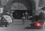 Image of Guadalupe Mexico town square Guadalupe Mexico, 1920, second 59 stock footage video 65675023054