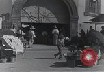 Image of Guadalupe Mexico town square Guadalupe Mexico, 1920, second 60 stock footage video 65675023054
