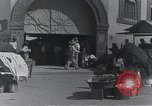 Image of Guadalupe Mexico town square Guadalupe Mexico, 1920, second 61 stock footage video 65675023054