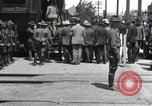 Image of General Alvaro Obregon El Paso Texas USA, 1917, second 7 stock footage video 65675023060