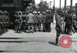 Image of General Alvaro Obregon El Paso Texas USA, 1917, second 10 stock footage video 65675023060
