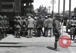Image of General Alvaro Obregon El Paso Texas USA, 1917, second 13 stock footage video 65675023060