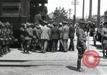 Image of General Alvaro Obregon El Paso Texas USA, 1917, second 14 stock footage video 65675023060