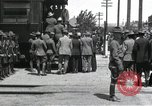 Image of General Alvaro Obregon El Paso Texas USA, 1917, second 17 stock footage video 65675023060