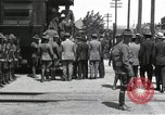 Image of General Alvaro Obregon El Paso Texas USA, 1917, second 18 stock footage video 65675023060