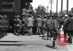Image of General Alvaro Obregon El Paso Texas USA, 1917, second 20 stock footage video 65675023060