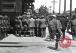 Image of General Alvaro Obregon El Paso Texas USA, 1917, second 22 stock footage video 65675023060