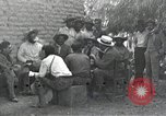 Image of Pancho Villa troops Mexico, 1916, second 4 stock footage video 65675023065