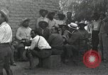 Image of Pancho Villa troops Mexico, 1916, second 7 stock footage video 65675023065