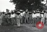 Image of Pancho Villa troops Mexico, 1916, second 12 stock footage video 65675023065