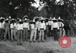 Image of Pancho Villa troops Mexico, 1916, second 15 stock footage video 65675023065
