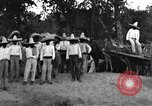 Image of Pancho Villa troops Mexico, 1916, second 16 stock footage video 65675023065