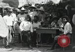 Image of Pancho Villa troops Mexico, 1916, second 24 stock footage video 65675023065