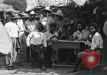 Image of Pancho Villa troops Mexico, 1916, second 25 stock footage video 65675023065