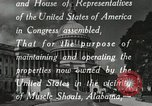 Image of Tennessee Valley Authority Tennessee United States USA, 1935, second 34 stock footage video 65675023069